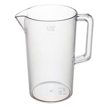 Kunststof kan - SAN - 2,3 liter