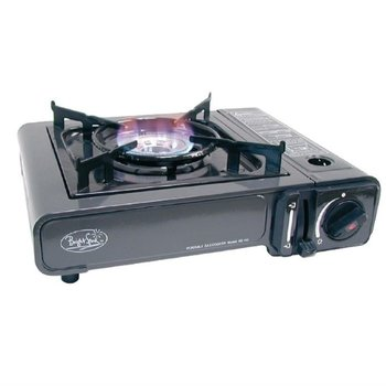 Kooktoestel Bright Spark - 1 pits