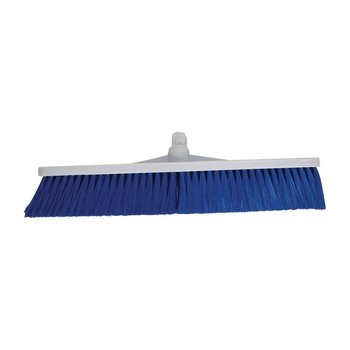 Zachte bezem SYR - blauw - 30,5cm