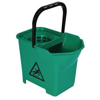 Mopemmer kleurgecodeerd - groen - 16 liter