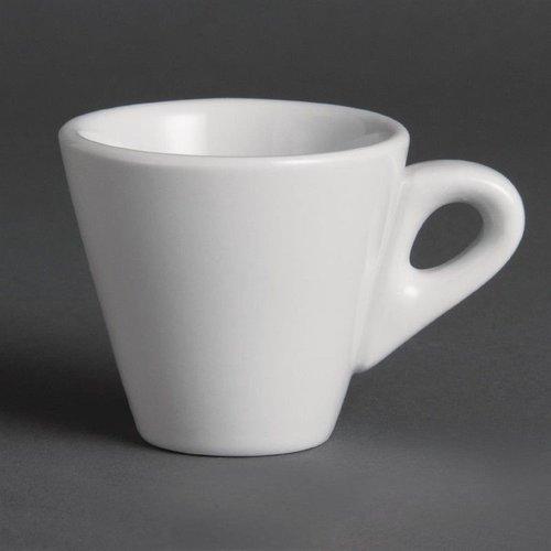 Espressokopjes porselein | Per 12 stuks | 6cl