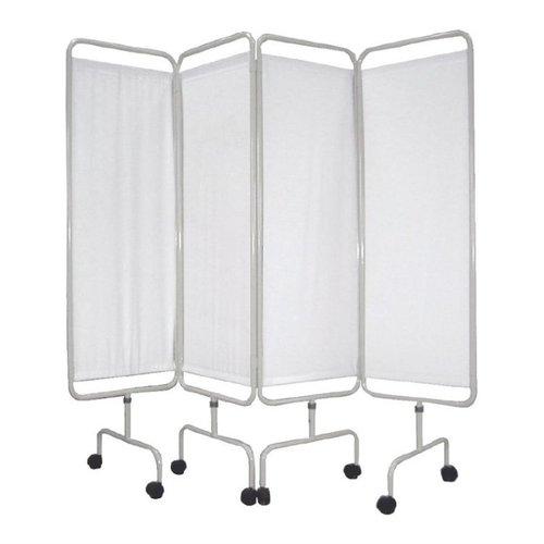 Mobiel privacy scherm uitvouwbaar - 192x(h)170cm