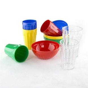 Polycarbonaat servies