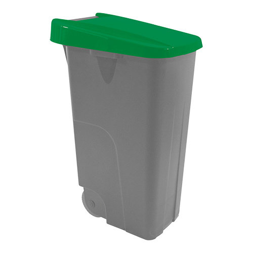 Afvalcontainer - 85 liter - groen