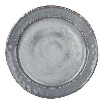 Melamine bord Waca - grijs Ø28cm