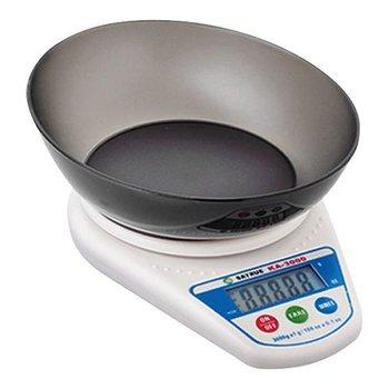 Elektrische weegschaal tot 2 kilo - per 1 gram