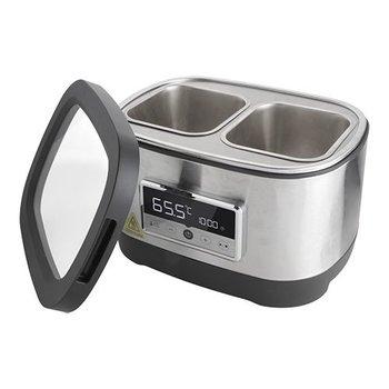 Bain Marie/ warmhoudapparaat - 2x 1,5 liter