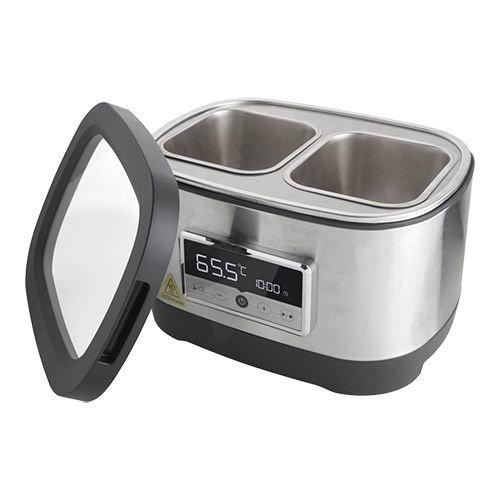 CaterChef Bain Marie/ warmhoudapparaat - 2x 1,5 liter