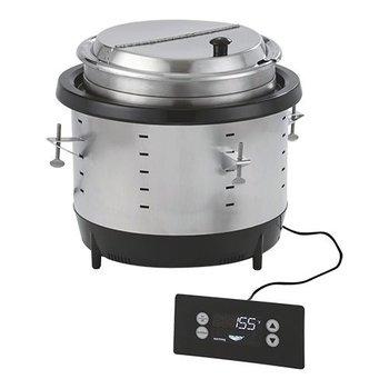Inbouwmodel Soepketel inductie - 10,4 liter