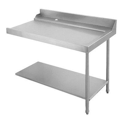 Aan/afvoertafel Elettrobar vaatwasmachine - rechts