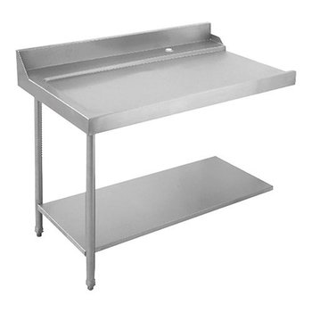 Aan/afvoertafel Elettrobar vaatwasmachine - links