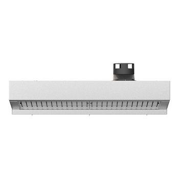 Afzuigkap + stoomcondensor voor Unox BakerLux Shop.Pro LED/Master ovens