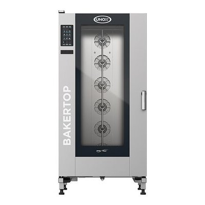 Bake-off oven - XEBL-16EU-YPRS- BakerTop MindMaps Plus - 16x 60x40cm
