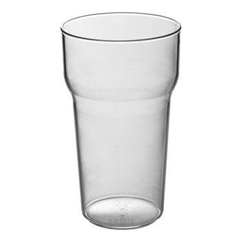 Bierglas stapelbaar polycarbonaat 25cl