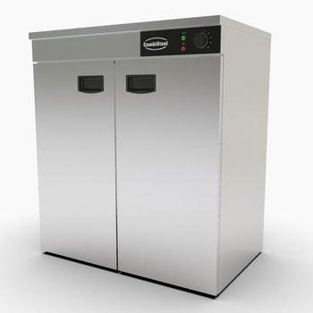 Bordenwarmkast geventileerd | 90-120 borden | (H)85x(D)75x48,5