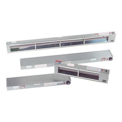 Voedselwarmer/warmhouder - RVS 107cm