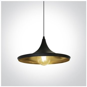 Hanglamp black&gold - Ø360mm
