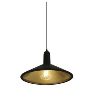Hanglamp black&gold - Ø350mm