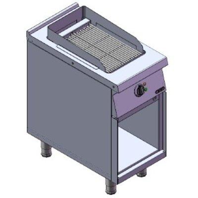 Watergrill   230V   3,2kW   (H)85/92x(B)40x(D)75cm