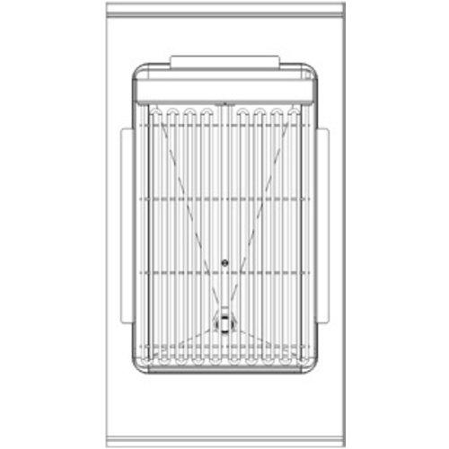 Nayati Watergrill   230V   3,2kW   (H)85/92x(B)40x(D)75cm