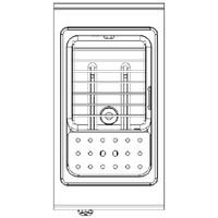 Nayati Pastakoker | 28L | 400V | 7,2kW | (H)85/92x(B)40x(D)75cm