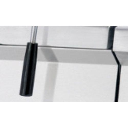 Nayati Kantelbare braadslede | 43L | 400V | 7,8kW | (H)85x(B)80x(D)75