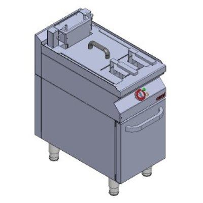Friteuse | 18L | expertise model | 400V | 18kW | (H)85/96x(B)40x(D)75cm