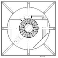 Nayati Hokker | aardgas | 13kW | (H)47,5x(B)50x(D)50cm
