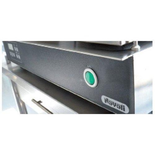 Nayati Salamander | 230V | 3,6kW | (H)54,4x(B)60x(D)51,5cm