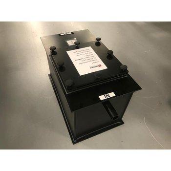 Vetafscheider NEN-EN 1825 gecertificeerd | 42 liter per minuut