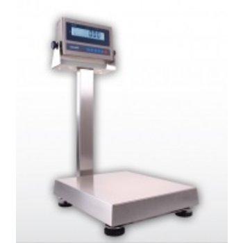 Bankweegschaal RVS   Tot 60 kg   Indeling per 10g