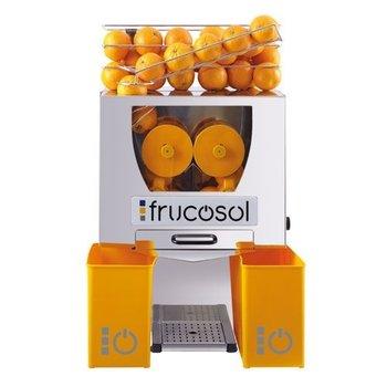 Automatische sinaasappelpers | Handmatige aanvoer | Handmatige bediening