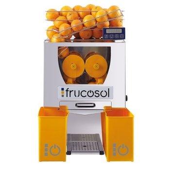 Automatische sinaasappelpers | Handmatige aanvoer | Digitale bediening