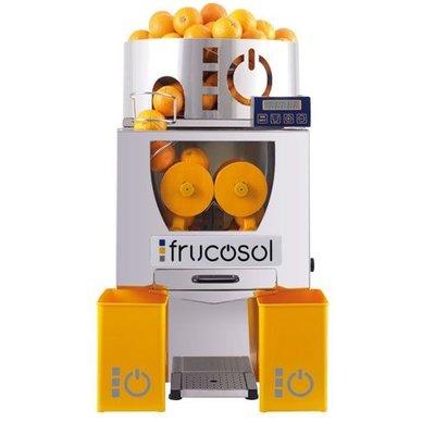 Automatische sinaasappelpers   Automatische aanvoer   Digitale bediening