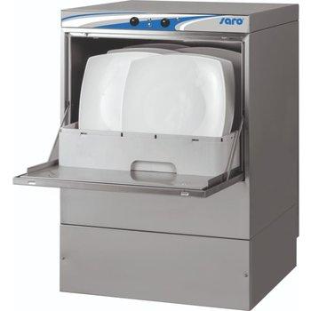 Vaatwasser mechanisch   50x50cm   met afvoer en zeepdoseerpomp   400V