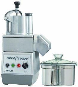 Robot Coupe gecombineerde cutter en groentesnijder