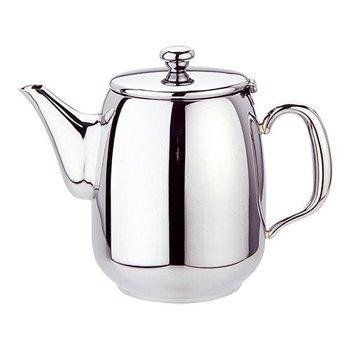 Koffiepot roestvrijstaal - 1 liter