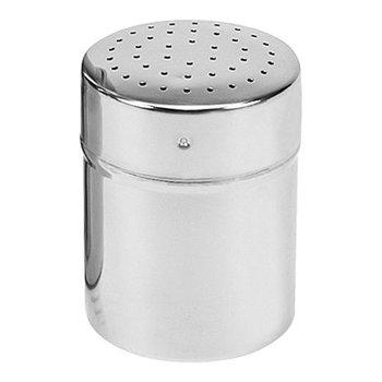 Peper / zoutstrooier rvs - 8cm
