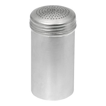 Peperstrooier aluminium - 14cm