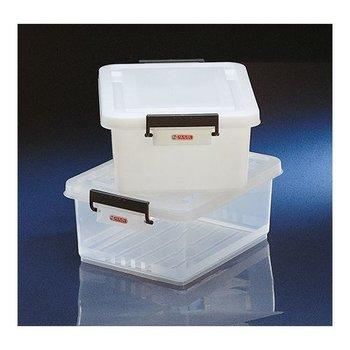 Voedselbak met deksel - 30 liter