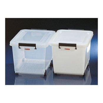 Voedselbak met deksel - 60 liter