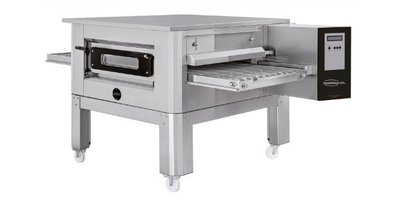 Lopende band pizza oven
