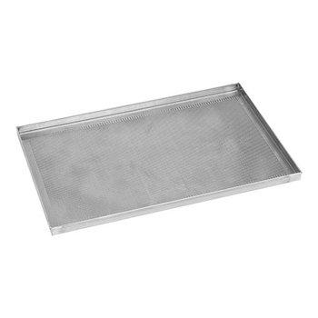Bakplaat aluminium - perforatie 60x40cm