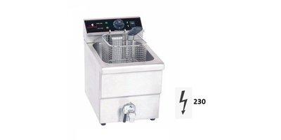 Elektrische friteuse 230 Volt