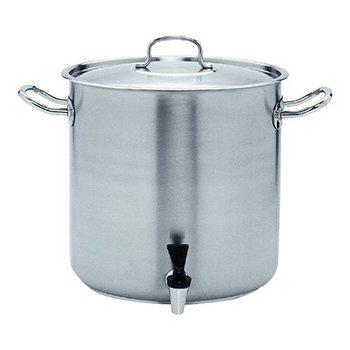 Kookpan met kraan - 72 liter