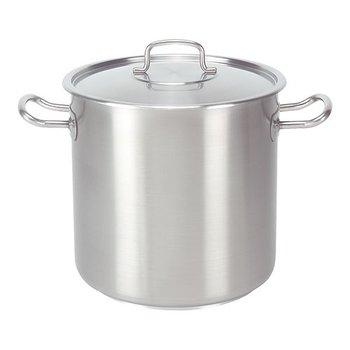Kookpan pujadas - rvs hoog - 155 liter