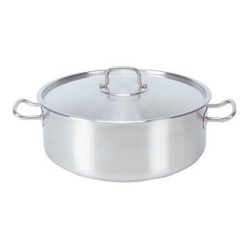 Kookpan pujadas - rvs laag - 19,5 liter