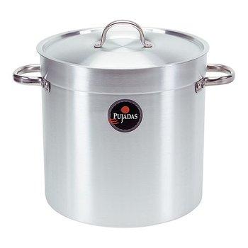 Kookpan pujadas - alu hoog - 15 liter