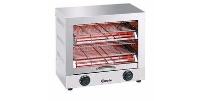 Open Quartz oven