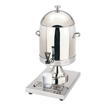 Melk dispenser rvs - 10,5 liter